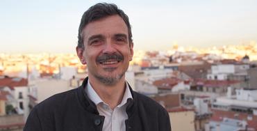 José Manuel López, candidato de Podemos a la presidencia de Madrid