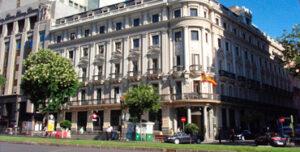 Edificio de la CNMC