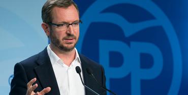 Javier Maroto, vicesecretario de Acción Sectorial del PP