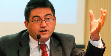 Carlos Sánchez Mato, concejalde Economía y Hacienda del Ayuntamiento de Madrid