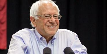 Bernie Sanders, candidato a las primarias por el Partido Demócrata