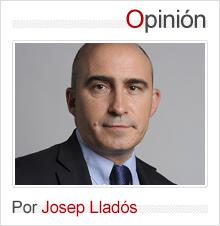 Josep Lladós, profesor de Economía de la Universitat Oberta de Catalunya (UOC)