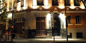 Edificio del Colegio de Enfermería de Madrid
