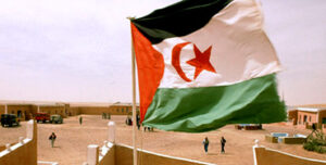 Bandera del Sáhara Occidental