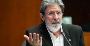 Adolfo Barrena, secretario de Organización de IU