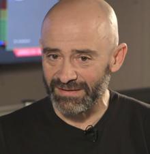 Antonio Lobato, periodista deportivo