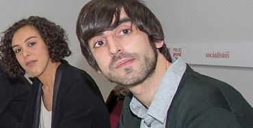 Eduardo Maura, secretario de Política de Podemos Euskadi
