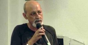 Jesús Montero, secretario general de Podemos en la Ciudad de Madrid