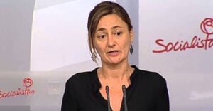 Luz Rodríguez, secretaria de Empleo del PSOE