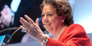 Rita Barberá, exalcaldesa de Madrid