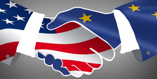 Imagen representativa del TTIP