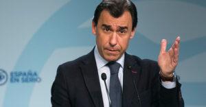 Fernando Martínez Maillo, vicesecretario de Organización del PP