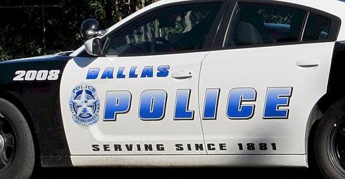 Coche de policía de Dallas