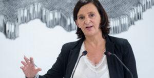 Carolina Bescansa, secretaria de Análisis Político y Social de Podemos