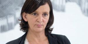 Carolina Bescansa, secretaria de Análisis Político y Programa de Podemos