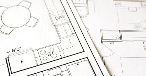 Plano de una vivienda