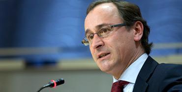 Alfonso Alonso, candidato a lehendakari del PP vasco