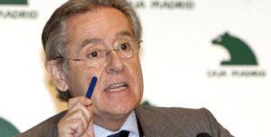 Miguel Blesa, expresidente de Caja Madrid