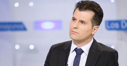 Luis Tudanca, secretario general del PSOE de Castilla y León