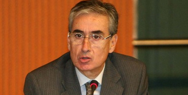 Ramón Jáuregui, presidente de la delegación socialista española en el Parlamento europeo