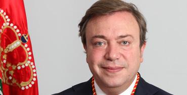 Juan Soler, senador y diputado madrileño del PP