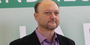 Antonio Pradas, coordinador de la Interparlamentaria del PSOE-A