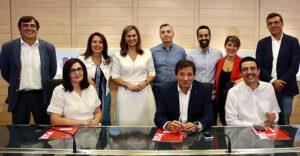 Gestor del PSOE
