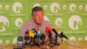 Pedro Quevedo, diputado socialista de Nueva Canarias