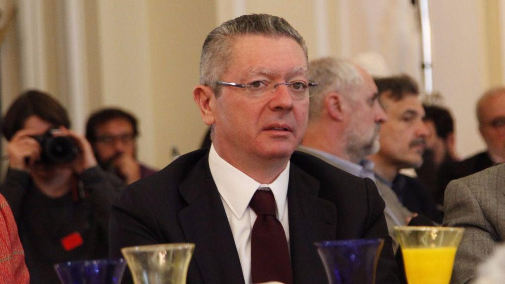 Alberto Ruiz-Gallardón, exalcalde de Madrid