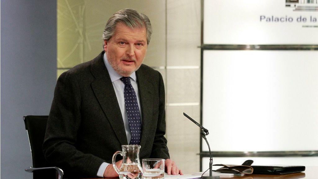 Iñigo Méndez de Vigo, ministro de Educación