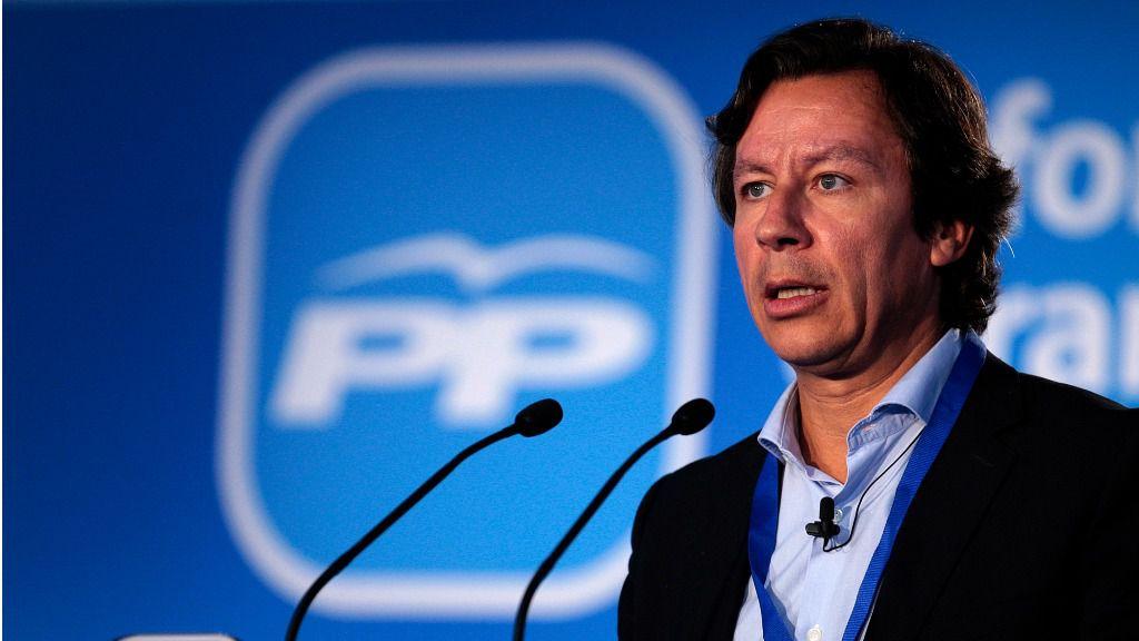 Carlos Floriano, diputado del PP