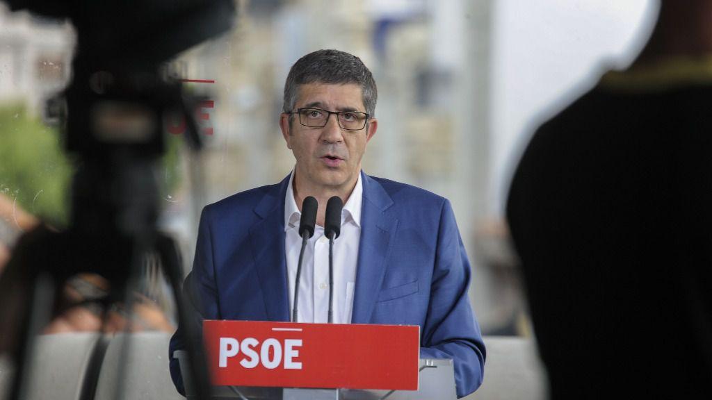 Patxi López, exlehendakari