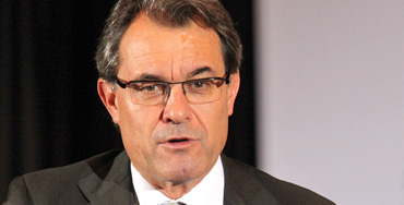 Artur Mas, expresidente de la Generalitat