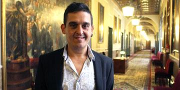 Carles Mulet, senador de Compromís