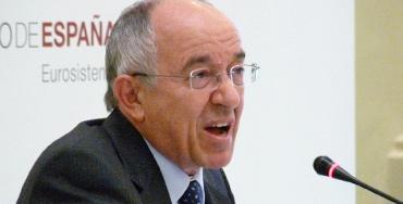 Miguel Ángel Fernández Ordóñez, exgobernador del Banco de España