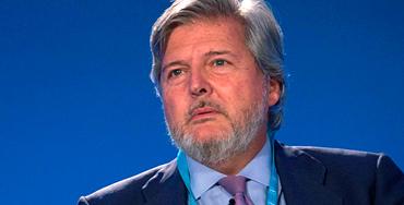 Íñigo Méndez de Vigo, portavoz del Gobierno