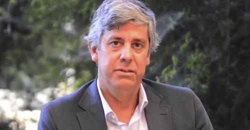 Mario Centeno, ministro de Finanzas