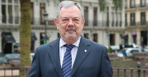 Pedro Azpiazu, consejero de Hacienda y Economía