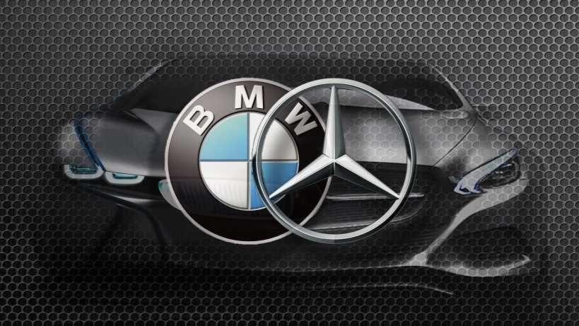BMW Mercedes