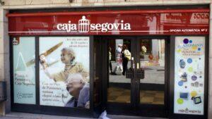 Sucursal de Caja Segovia