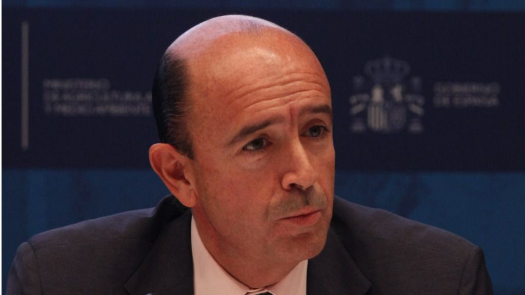 Manuel Lamela, exconsejero de Sanidad