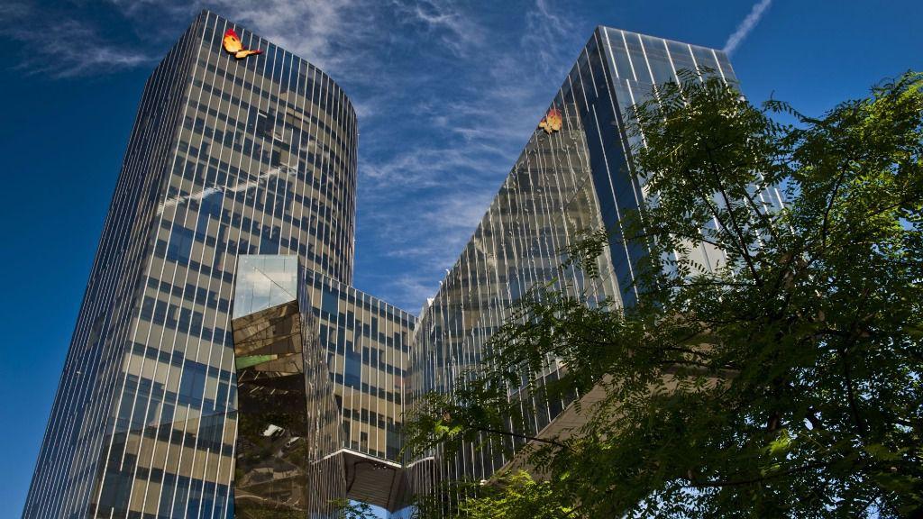 Edificio de Gas Natural Fenosa