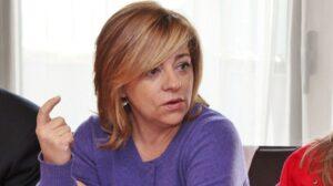 Elena Valenciano, vicepresidenta del Grupo Socialista en el Parlamento Europeo