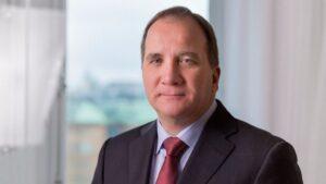 Stefan Löfven, primer ministro sueco