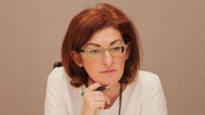 Maite Pagazaurtundúa, eurodiputada de UPyd