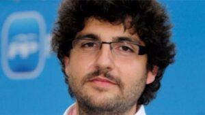 Fernando López Miras, diputado regional y vicesecretario de organización del Partido Popular en Murcia