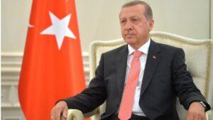 Recep Tayyip Erdo?an, presidente de Turquía