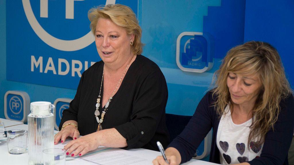 María Josefa Aguado, diputada del PP en la Asamblea de Madrid