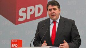 Sigmar Gabriel, ministro de Exterior de Alemania