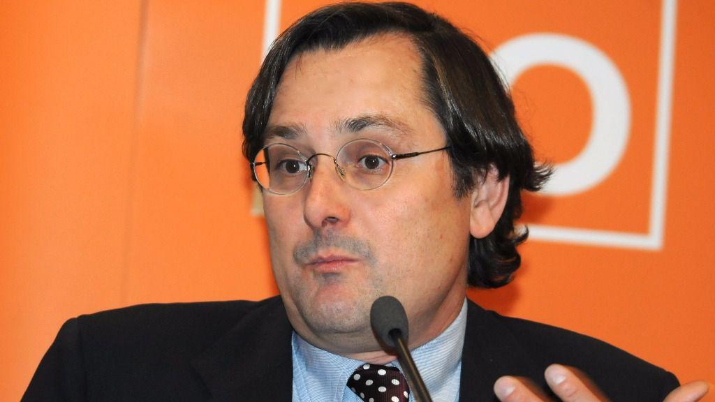 Francisco Marhuenda, director del diario La Razón